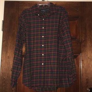 LS Ralph Lauren button down shirt